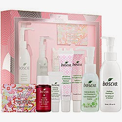 Boscia Bright Stars Kit Review Raincouver Beauty