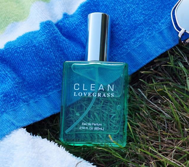 Clean Lovegrass Perfume