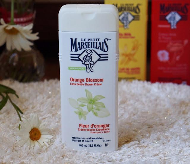le petit marseillais body wash review orange blossom
