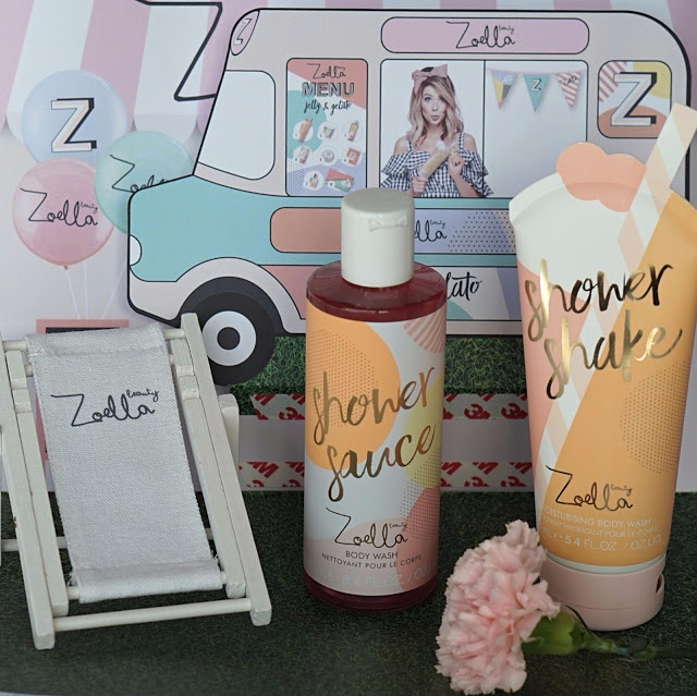 zoella beauty jelly gelato collection review
