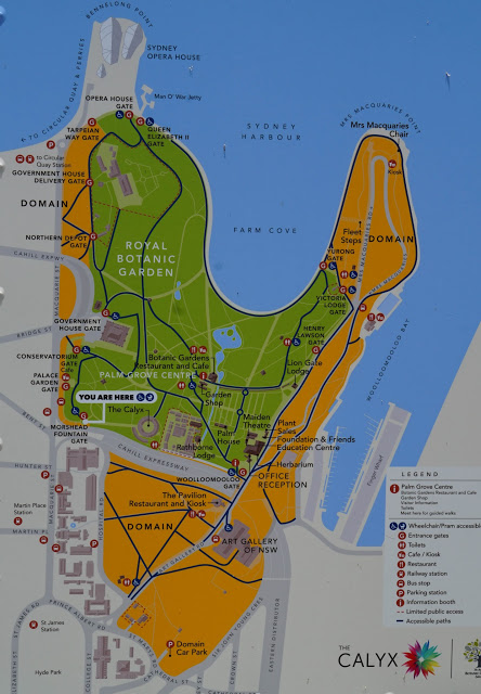royal botanic garden map top 10 things to do in sydney travel guide diary