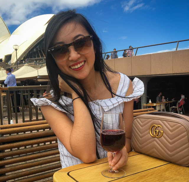 opera bar view wine top 10 things to do in sydney travel guide diary