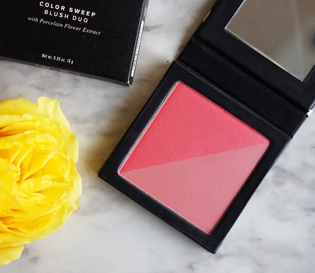 beauty counter powder blush review natural green makeup cosmetics skincare
