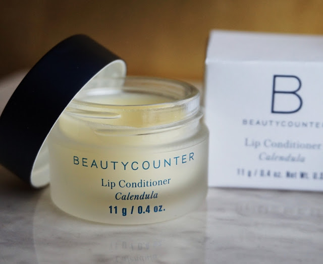 beauty counter lip conditioner review natural green makeup cosmetics skincare