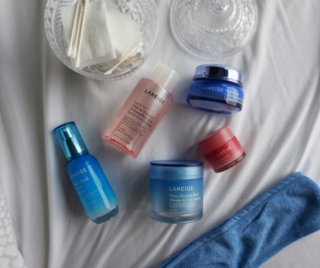 laneige skincare products kbeauty korean