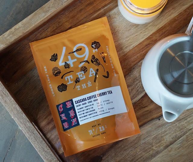 best loose leaf tea in vancouver parallel 49 cascara tea