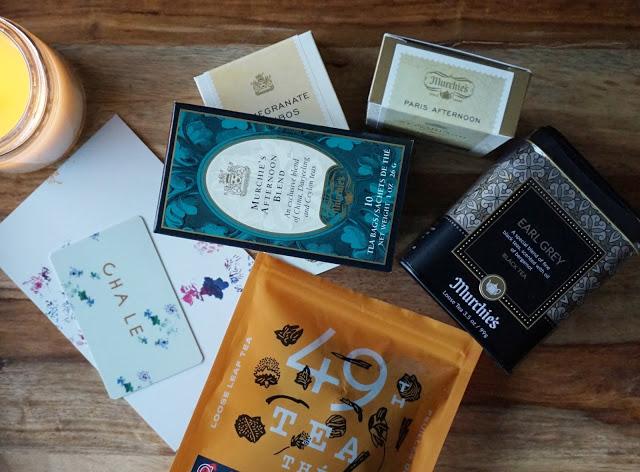 best loose leaf tea in vancouver giveaway prize