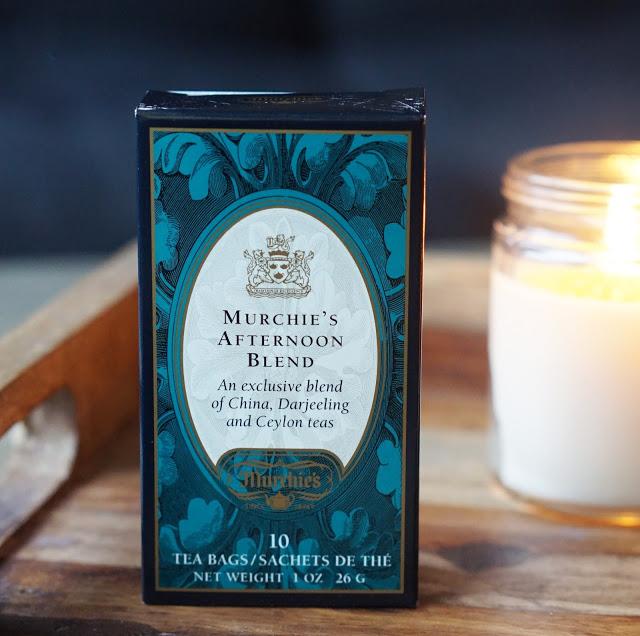 best loose leaf tea in vancouver murchie's afternoon blend