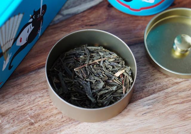 best loose leaf tea in vancouver TWG green tea follow me
